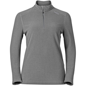 Odlo Le Tour Midlayer 1/2 Zip Women grey melange